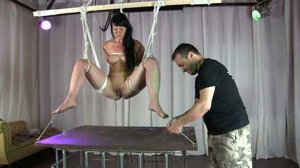 Hung and pulled  1/2