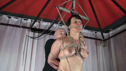 3 girls in bondage  1/3
