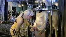 Madame Gillette - 2 Rubbertoys to play Part1 2