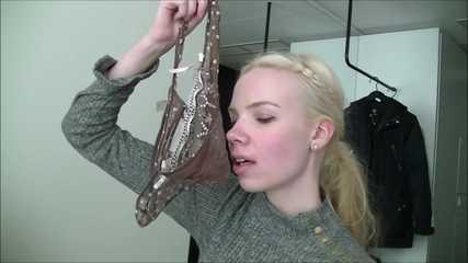 Vanessa stuffed by selfgag