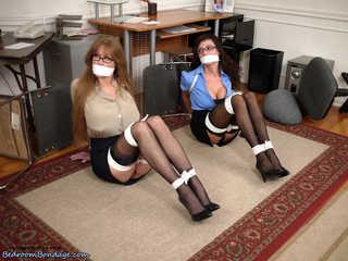 Office Trouble Part 2 - Darla Crane, Ariella Ferrera
