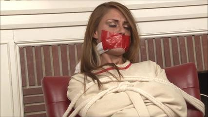 That Lady in Rope - Part Five - Scarlett Wild - Bound to Come