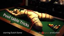 Pool table Tricks - video 4