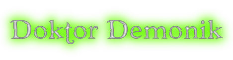 Doktor Demonik Medical Play Specialist