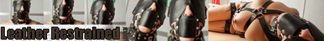 Leather Restrained  (468x60)