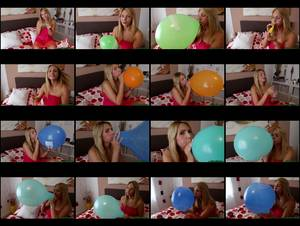 Hol 277 tatja  four blow2pops promotional balloons medium
